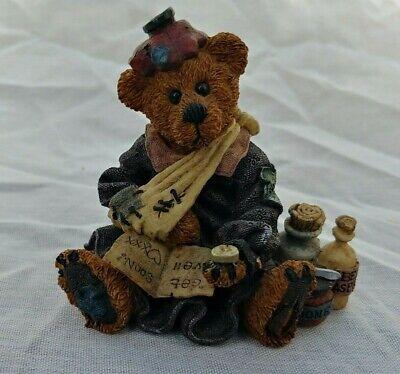 Boyds Bailey - Boyds Bears & Friends Bailey... Poor Ol' Bear #227704