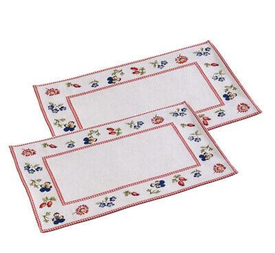 Villeroy & Boch Petite Fleur Gobelin Tischset  Platzset 2 tlg 35 x 50 cm 0041, gebraucht gebraucht kaufen  Bischofferode