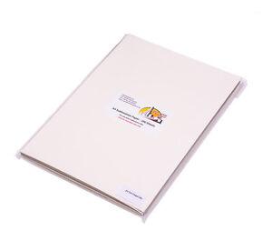 100 premium quality A4 sublimation paper for mug transfer and sub heat press