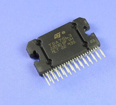 2pcs Tda7563 Stmicroelectronics Audio Integrated Circuit New