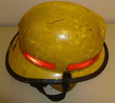 Firefighter Bunker Turn Out Fire Gear Cairns 660x Yellow Helmet H176