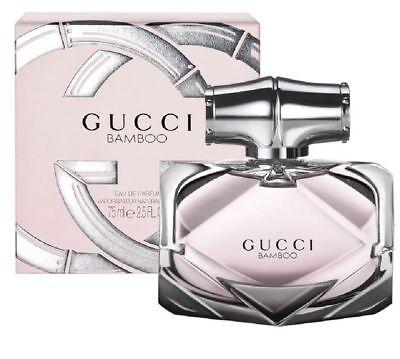 对于出售 Gucci Bamboo By Gucci 2.5 Oz Eau De Parfum Perfume For Women BRAND NEW*