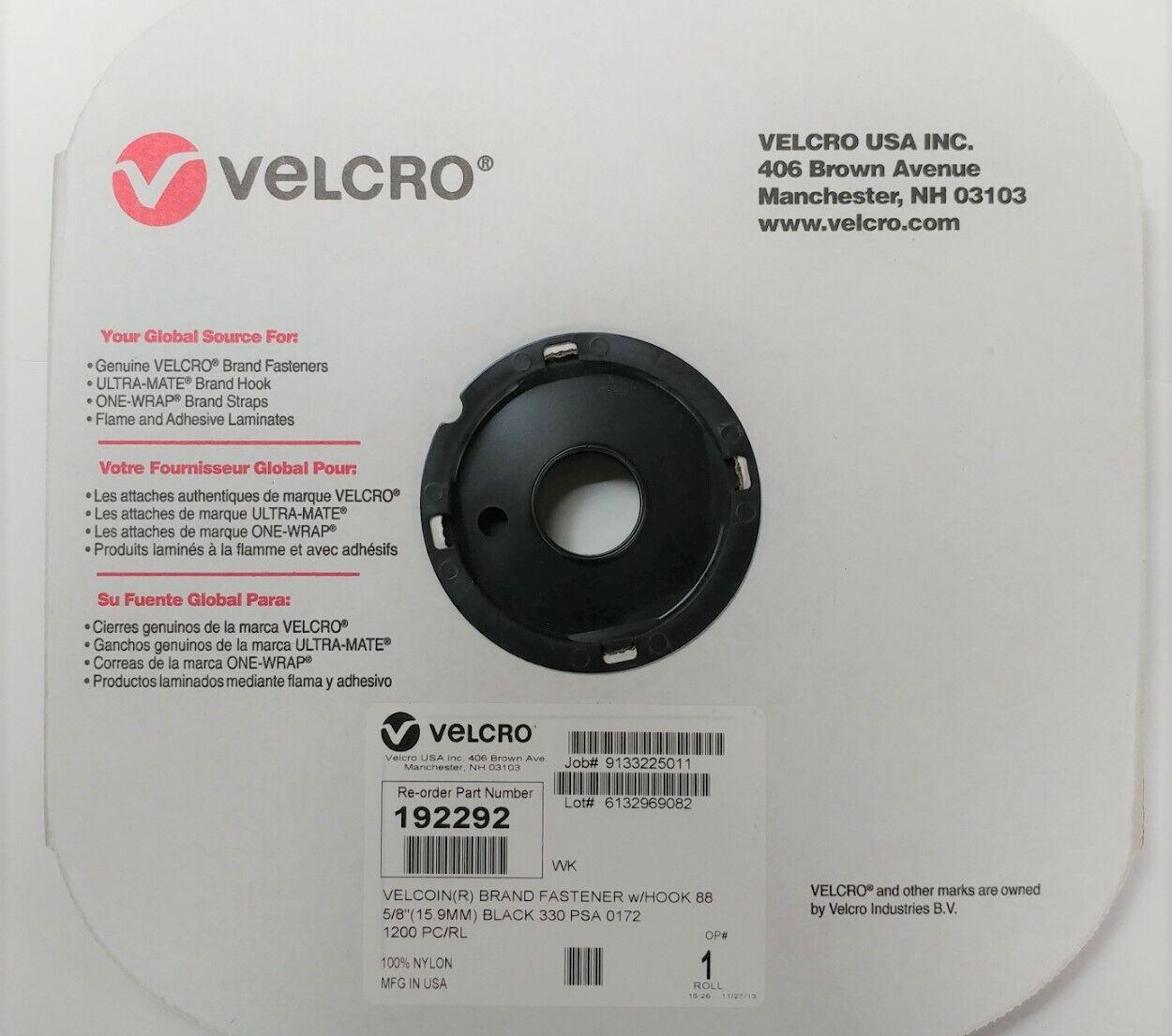 R VELCRO Brand Adhesive Dots 3//8 80//Pkg-Permanent
