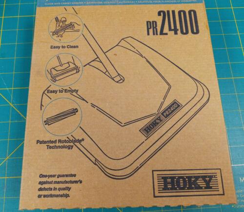 Hoky PR2400 Sweeper