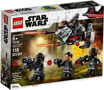 NEW LEGO Star Wars 75226 Inferno Squad Battle Pack