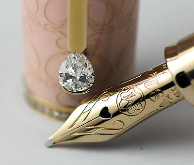 Montblanc Princesse Grace of Monaco L.E. #1/1 - Unique Atelier Prive Creation!!!