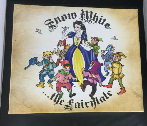 Paul Cardew Snow White Fairytale Coffee/Tea Mug 15oz Set of 4