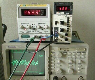 Gw Instek Gps-1850d Tested Dc Power Supply Linear 0-18v 0-5a