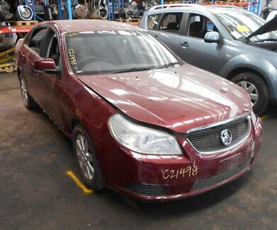 WRECKING 2008 HOLDEN EPICA 2.5 AUTOMATIC SEDAN (C21498)