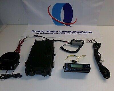 Kenwood Ver 3 Tk-5710h-k 110 Watt P25 136-174 Mhz Vhf Remote Head Two Way Radio