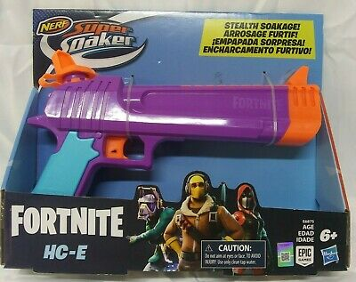 Great Costumes 2019 (NERF Fortnite HC-E Super Soaker Toy Water Blaster. Great addition for)
