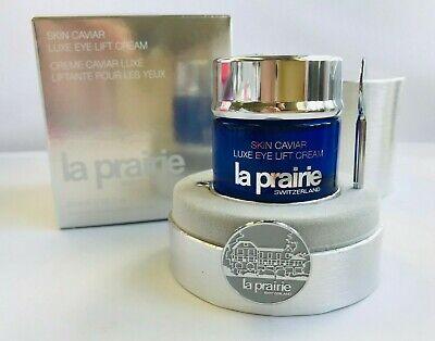 La Prairie Skin Caviar Luxe Eye Lift Cream, 20ml/0.68 oz Sealed Jar $365 MSRP
