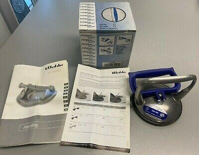 Bohle Veribor Single Head Glass Suction Lifter 30kg Bohle Bo 600.0bl