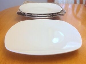 Square Dinner Plate Set EBay