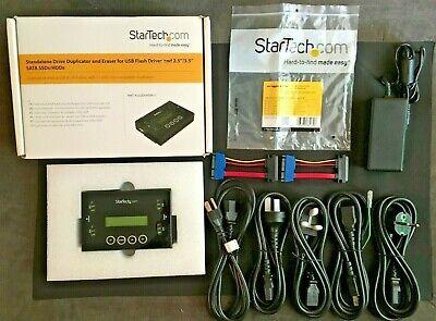 STARTECH SU2DUPERA11 Driver Duplicator Eraser USB 2.5 3.5 SATA SSD FREE SHIPPING