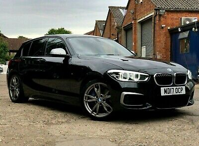 2017 BMW M140I 3.0 T STEP ONLY 23K MILES, BLACK WITH RED LEATHER, NAV, LOVELY