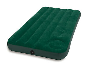 INTEX-Twin-Air-Bed-Outdoor-Camping-Downy-Inflatable-Mattress-66927E