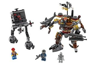 LEGO 70708-METALBEARD'S DUEL FROM THE LEGO MOVIE- & INSTRUCTIONS Mudgee Mudgee Area Preview