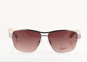dc8fcec100c0 NWT New Candies Women s Sunglasses IRIS Gold 58-14-135