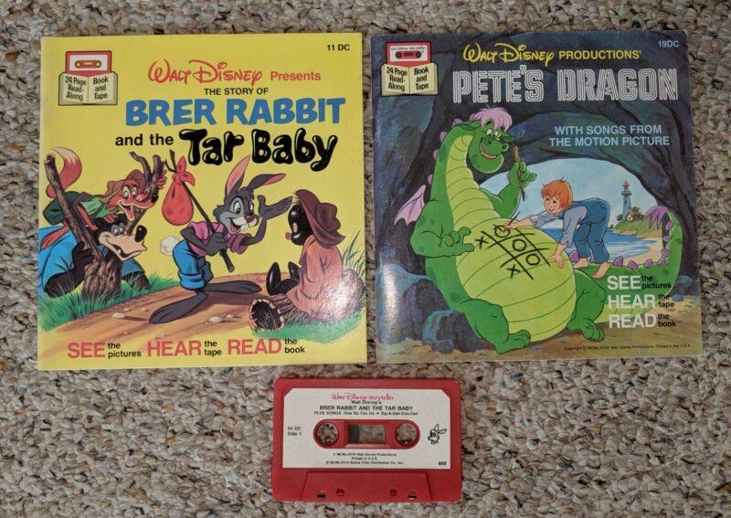 Disney Brer Rabbit and the Tar Baby / Pete