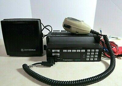 Motorola Astro Spectra W7 Uhf Mobile Radio 403-437 Mhz D04qkh9pw7an