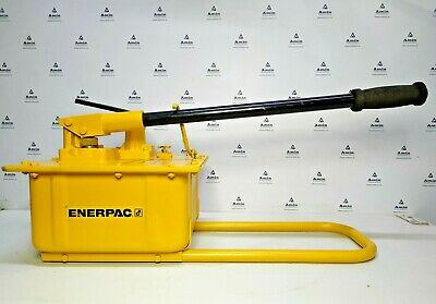 Enerpac P464 Two Speed Ultima Steel Hydraulic Hand Pump - Free Shipping
