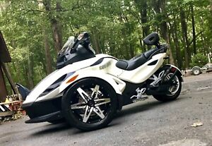 Can Am Spyder RS S  SE5