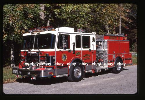 Greenbelt MD E351 1999 Spartan Quality pumper Fire Apparatus Slide