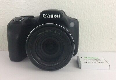 Great Condition Canon PowerShot SX530 HS Digital Camera Free Shipping