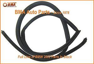 NEW BMW E10 2002 1967-1976 RIGHT DOOR SEAL 51711808686