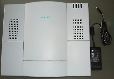 Telefonanlage Siemens HiPath 1220 - V3 - mit analoger Baugruppe MPXA