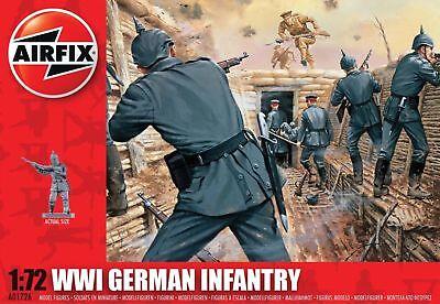 AIRFIX A01726 1:72 WW I GERMAN INFANTRY