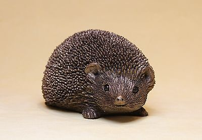 Hedgehog - Wiggles - Frith Bronze - Thomas Meadows