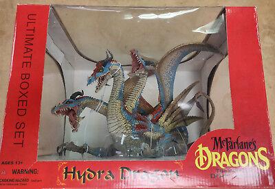 HYDRA DRAGON McFarlane's Dragons Fall Of The Dragon Kingdom Box Set 2007 (Hydra Dragon)