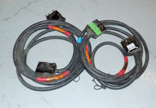 100A 125V 4/3 4 AWG 3 Conductor Stage Pin Cable 25