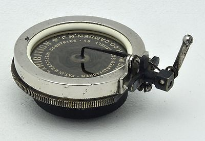 RARE VICTOR EXHIBITION PHONOGRAPH REPRODUCER WITH SPRING-LOADED NEEDLE BAR