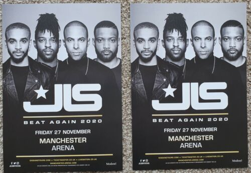 2 Flyers - JLS - Beat It Again - 27th November 2020 - Manchester Arena