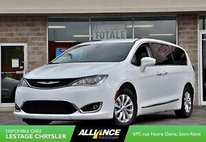 2017 Chrysler Pacifica TOURING L CUIR/NAVIGATION