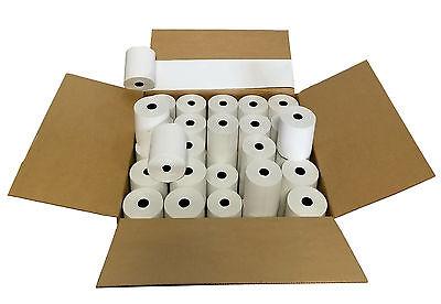 Thermal Receipt Paper 3-18 X 230 Cash Register Roll Pos Paper 100 Rolls