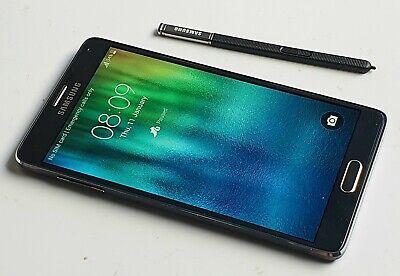 Samsung SM-N910F Galaxy Note 4 32GB Smartphone 4G Unlocked - Charcoal Black 20