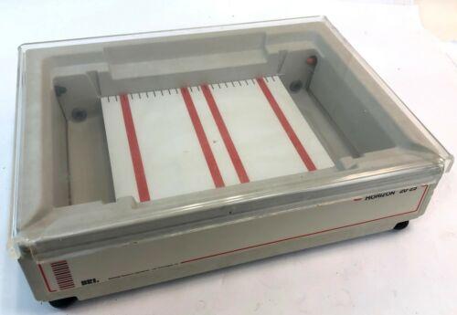 BRL Bethesda Laboratories Horizon 20-25 Electrophoresis Horizontal Gel System