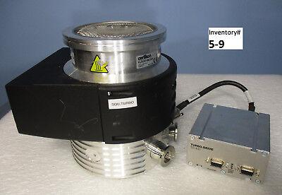 Leybold Sl300 Turbo Pump Td400 Controller 800170v3005 800073v0002 Used Working