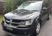 2010 Dodge Journey 7 Seater Family SUV LOW KM's Lugarno Hurstville Area Preview