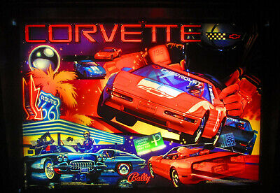CORVETTE Complete LED Lighting Kit custom SUPER BRIGHT PINBALL LED KIT