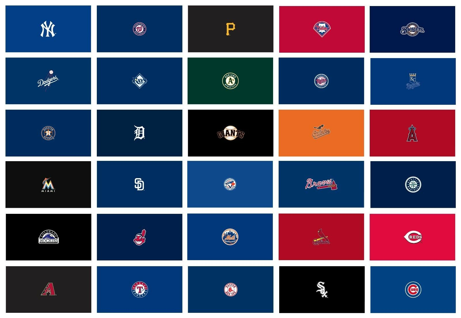 mlb official licensed billiard cloth