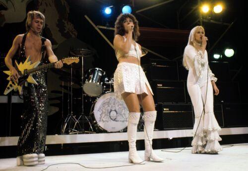 ABBA - MUSIC PHOTO #E97