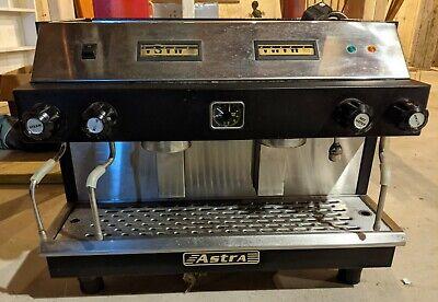 Astra Mega Ii M2012 2 Group Espresso Machine