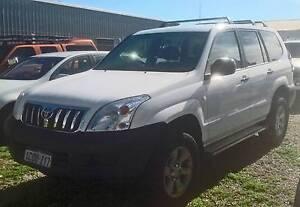 Toyota Prado Port Denison Irwin Area Preview