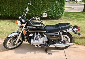 Parting out a running 1979 GL1000