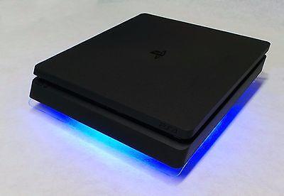 USB Design Kühler Lüfter 18cm Ständer passend für PS4 Playstation 4 Slim NEU